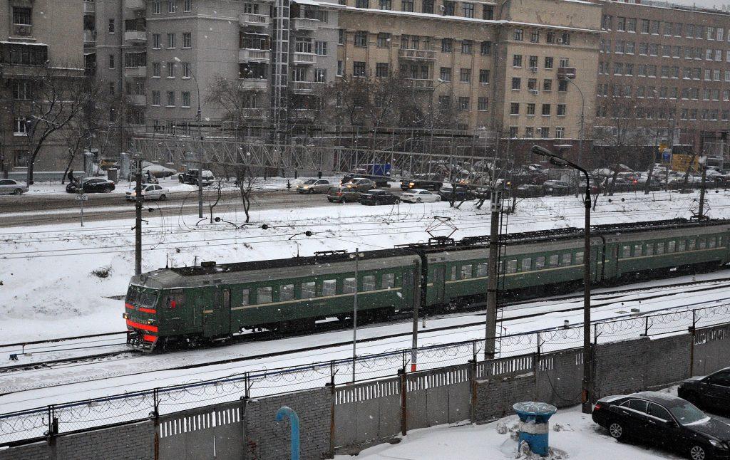 Сбои расписания возникли на Киевском и Ярославском направлениях МЖД из-за аварий