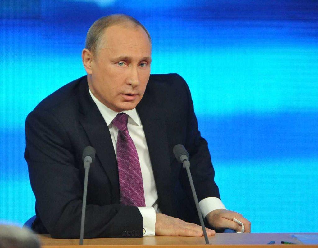 Стала известна дата послания Владимира Путина Федеральному Собранию