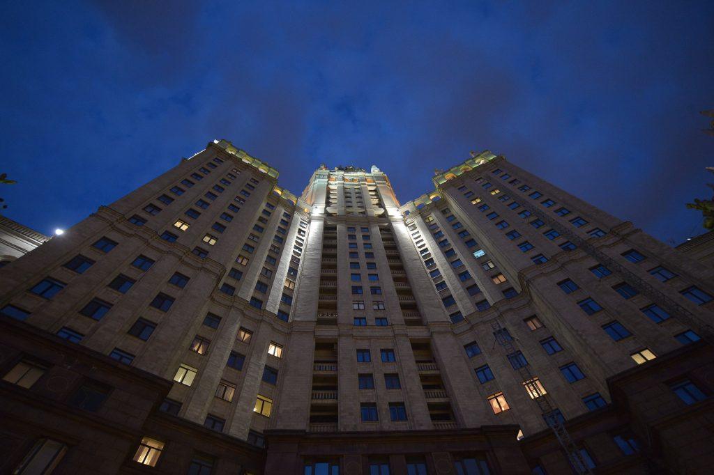 Строительство недвижимости в Москве будет регулироваться новыми правилами