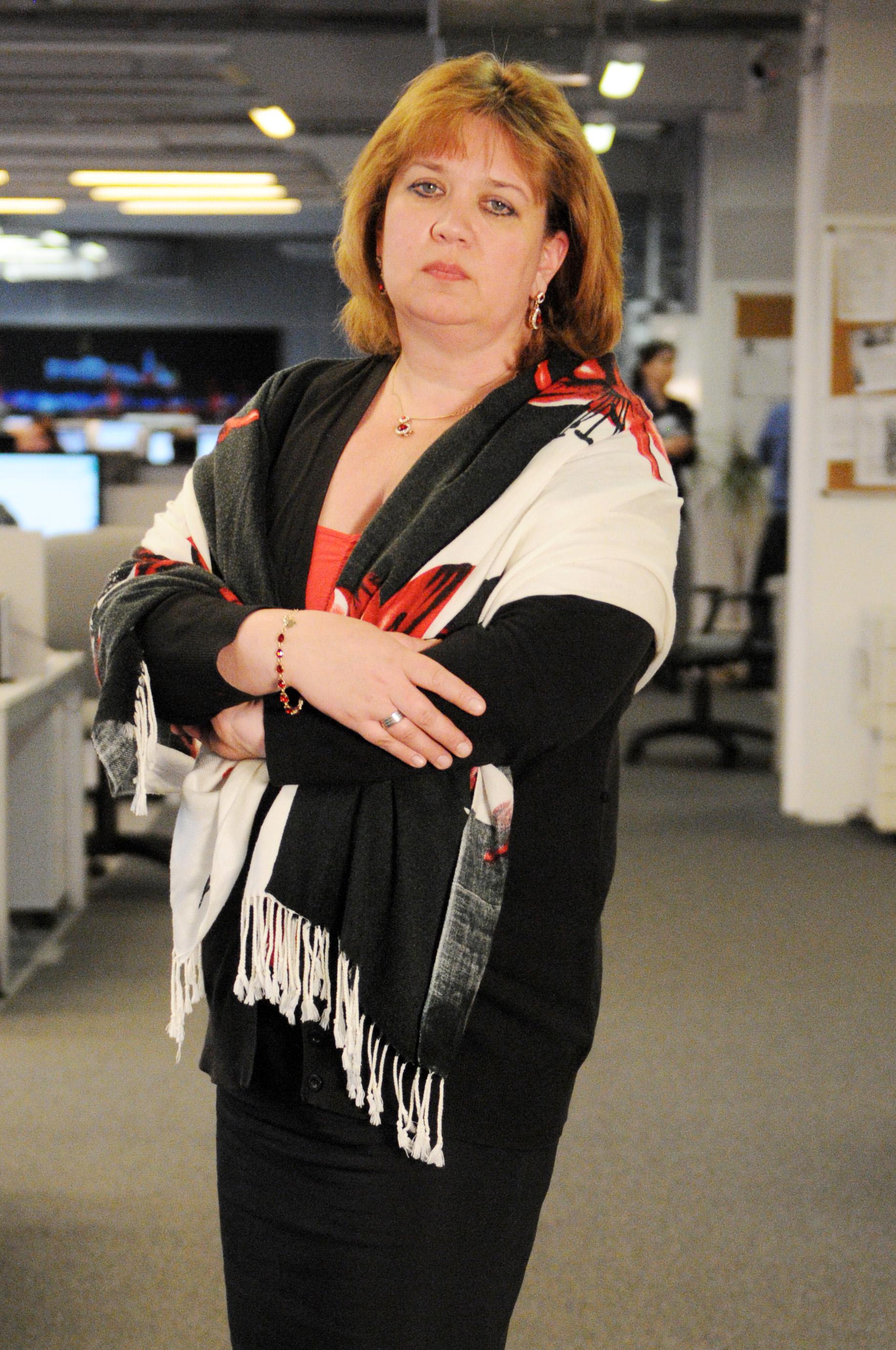 Ольга Кузьмина, обозреватель газеты