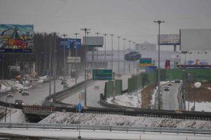 Утвержден проект планировки участка магистрали «Саларьево – Московский - Марьино»