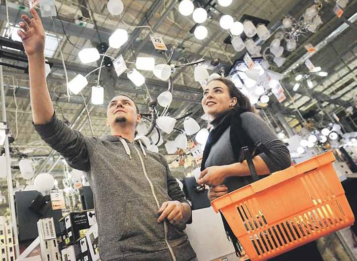 Экономить электроэнергию начнут в Восточном и Юго-Западном округах столицы