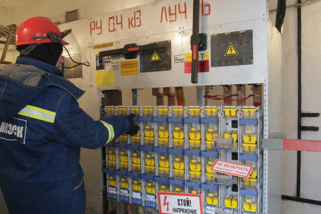 Восстановлено электроснабжение в поселении Новофедоровское