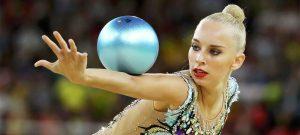 Гимнастка Яна Кудрявцева. Фото: Социальные сети