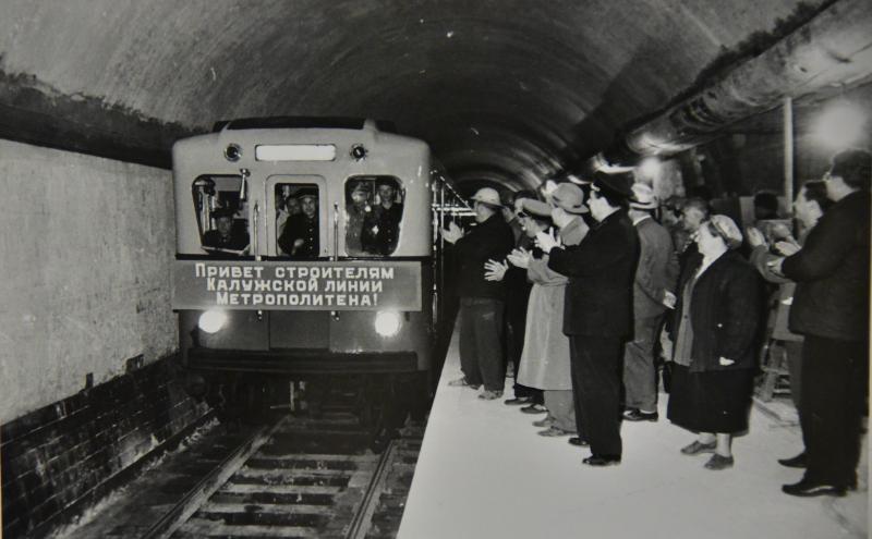 Фотовыставка в честь 85-летия Мосметростроя откроется на станции метро «Выставочная»