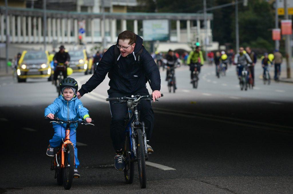 Для юных велосипедистов из новых округов устроили конкурс
