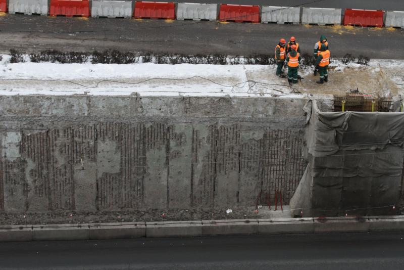 Подъездную дорогу к пожарному депо построят в Первомайском