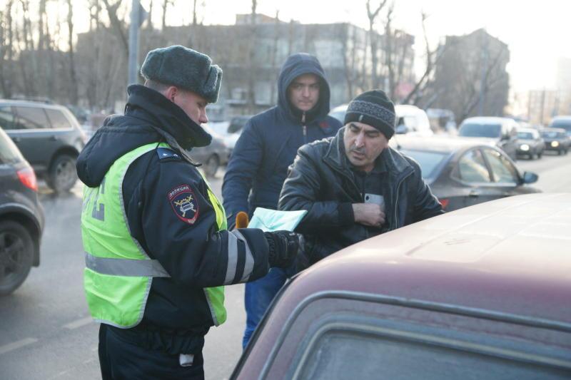 Полиция задержала виновника аварии на Варшавском шоссе