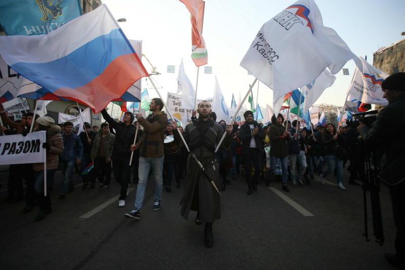 Движение транспорта в Москве изменится 4 ноября