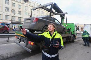 До 230 рублей рекомендовано поднять тариф на парковки властям столицы