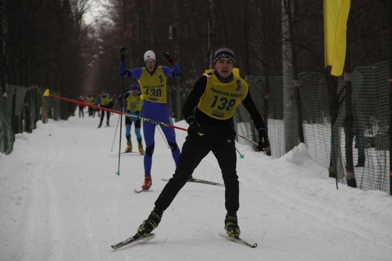 Лыжный сезон открылся в Московском