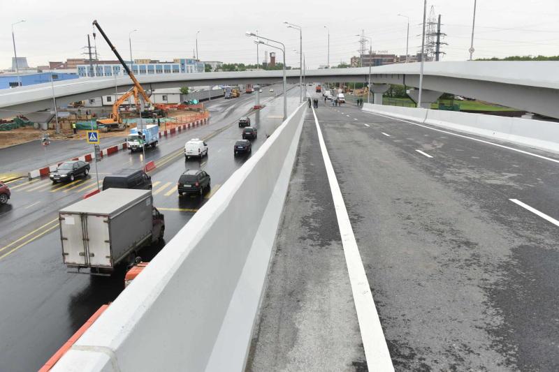 Согласован план строительства дороги в Сосенском поселении