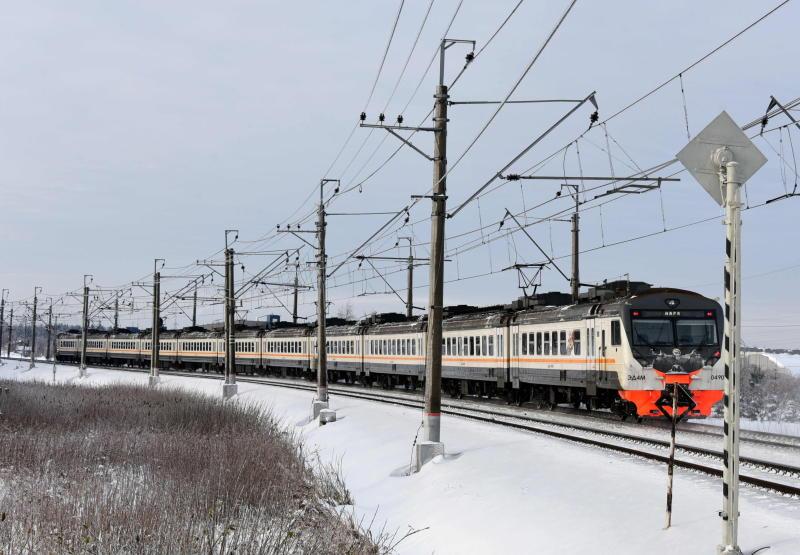 Поезда на Савеловском направлении будут ходить по укороченным маршрутам