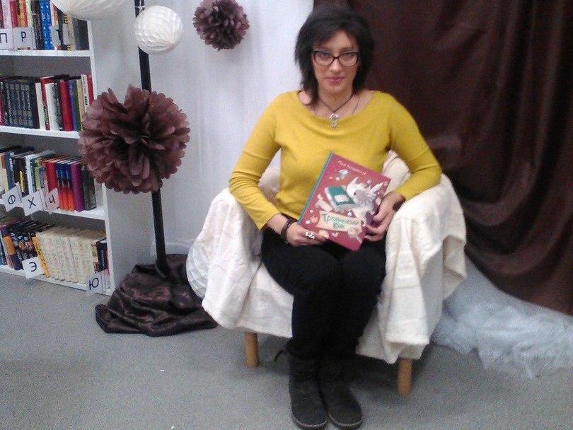 Писательница Майя Лазаренская. Фото: Маргарита Квашина