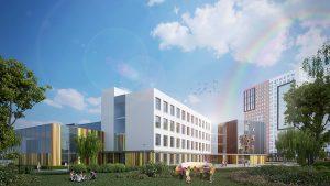 В Солнцево-Парке планируется школа на 1000 мест. Фото: пресс-служба префектуры ТиНАО