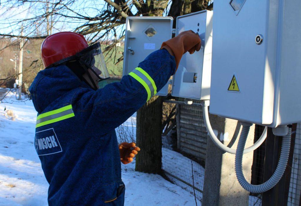 Садоводы Новой Москвы передали свое электросетевое хозяйство энергетикам