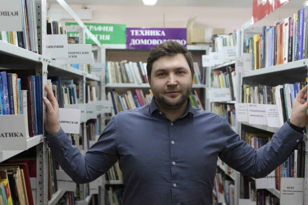 Артем Смирнов: Наши люди выбирают детективы и любовные романы