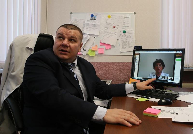 Владимир Грицаюк: Специалисты приходят на помощь онлайн
