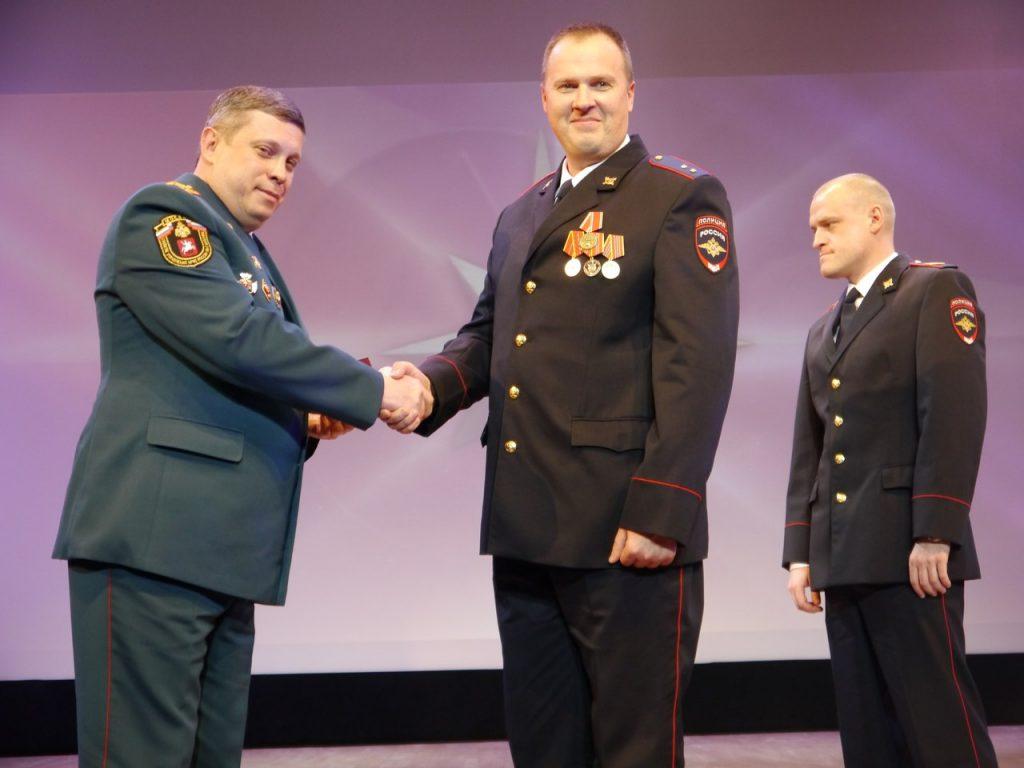 День спасателя в Новой Москве отметили праздничным концертом