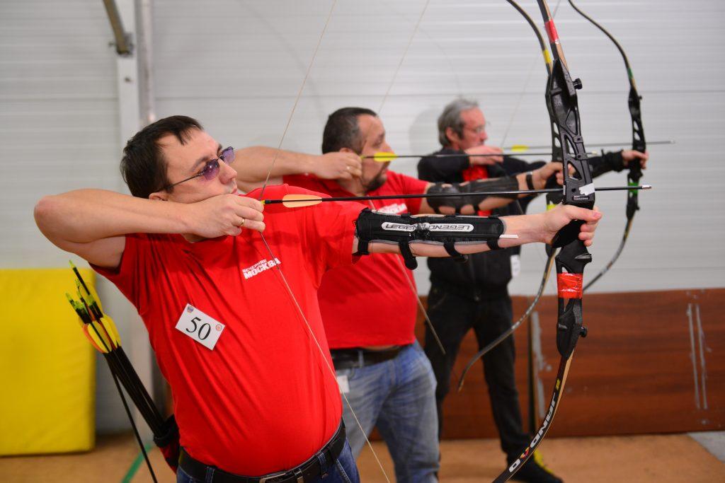 Команда «Вечерней Москвы» показала класс в стрелковом многоборье