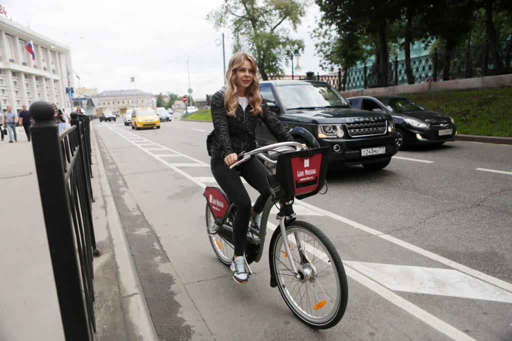 Парковую зону с велодорожками создадут в поселении Сосенское