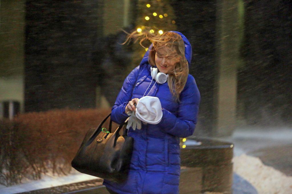 Снегопад и метель накроют Новую Москву в понедельник