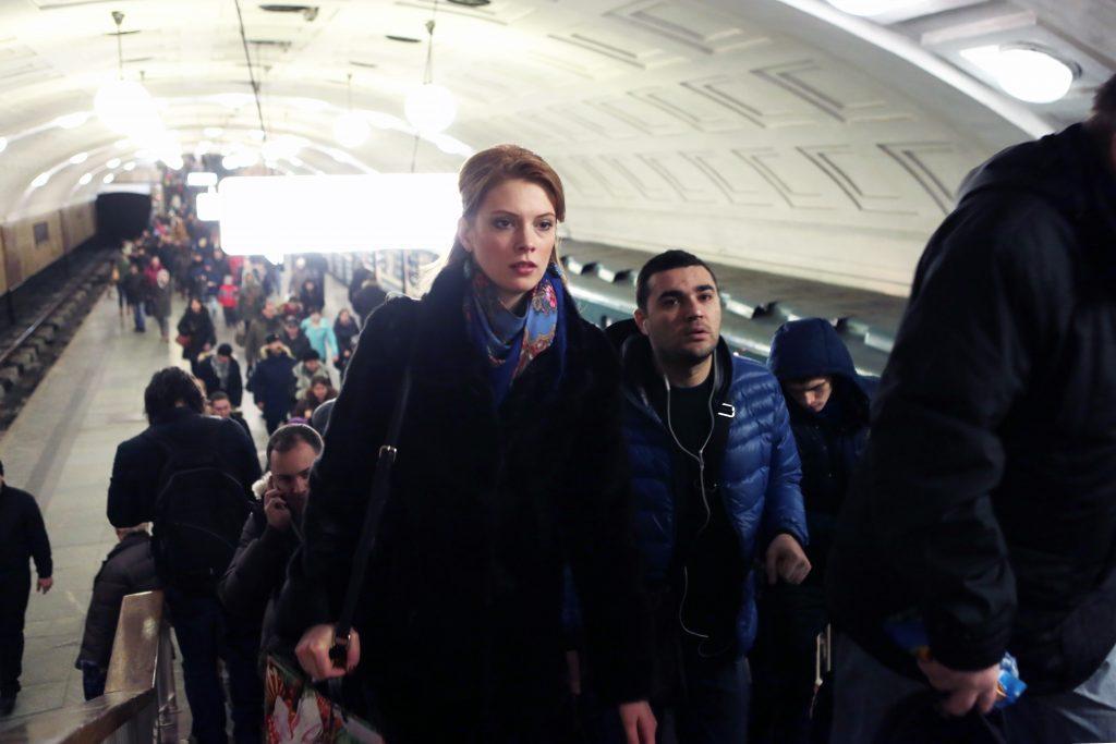 В Московском метро восстановили движение после поломки поезда