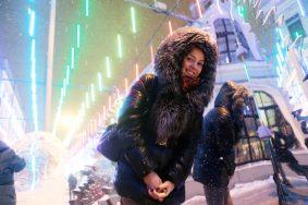 """Дата: 12.12.2014, Время: 20:07 Открытие фестиваля """"Путешествие в Рождество"""""""