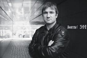 Хоккеист Александр Харламов, фото из личного архива