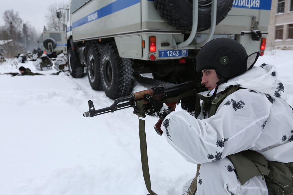 Более 25 потенциальных экстремистов задержаны ФСБ в Москве и области