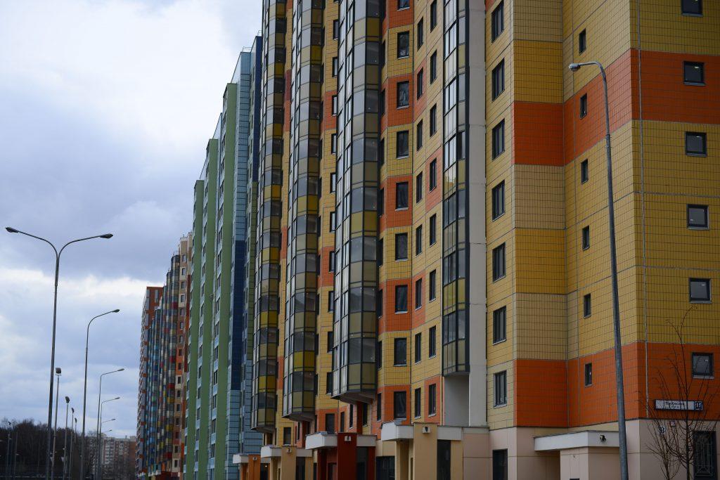 Жилой комплекс на 220 тысяч «квадратов» построят в Филимонковском к 2023 году