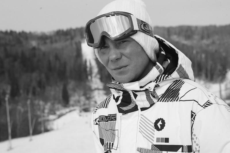 Как Юрий Пашков научился кататься на сноуборде за одну ночь