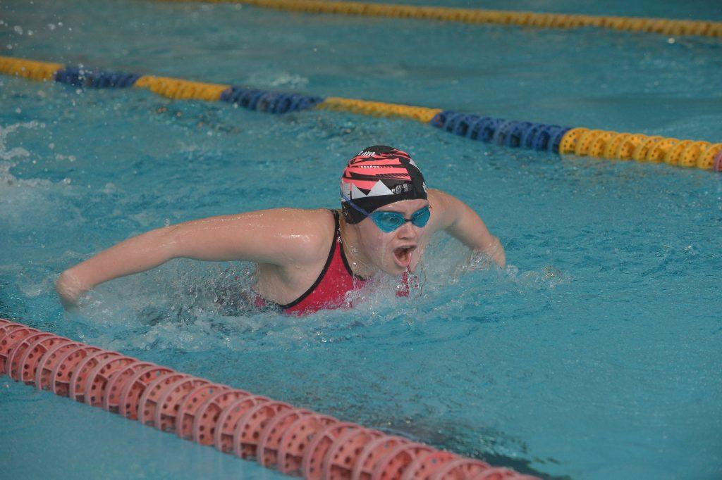 Поселение Московский примет у себя соревнования по плаванию «Новогодние старты»
