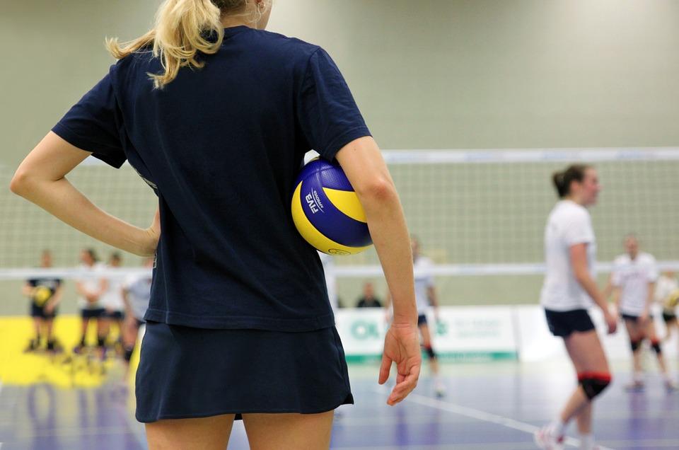 Сборная Новой Москвы по волейболу сыграла в финале межокружной спартакиады