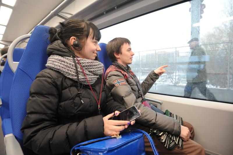Вокзалы Москвы оснастили табличками с QR-кодами