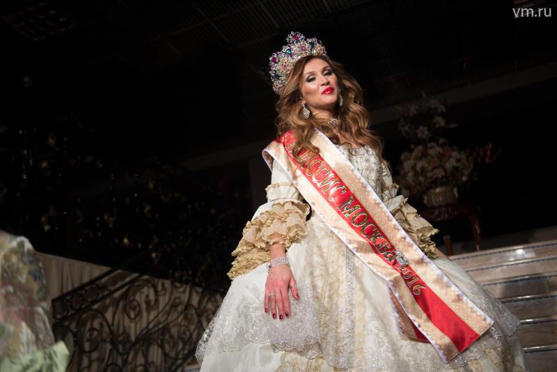 Титул «Миссис Москва 2016» достался Наталье Новиковой