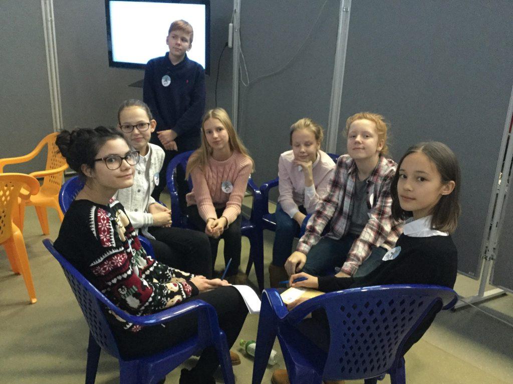 Школьники Новой Москвы приняли участие во втором туре «Кубка Воробьевых гор»