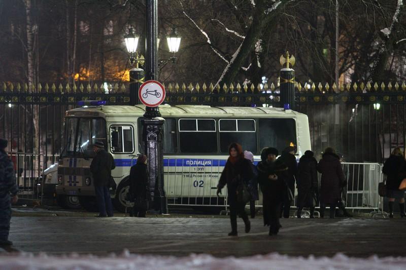 В Новой Москве введен план «Сирена». Фото архивное