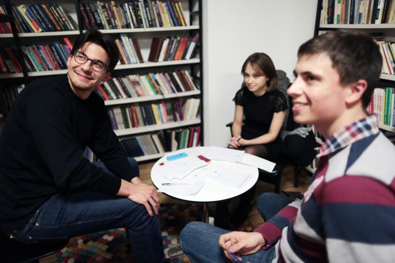 Режиссер телеканала «Культура» посетит библиотеку Щербинки