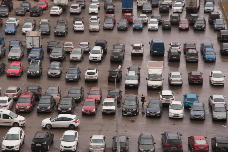 Новые парковочные площадки введут в Роговском