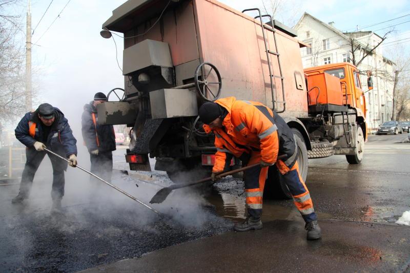 Дорогу в деревне Кузнецово отремонтируют в следующем году