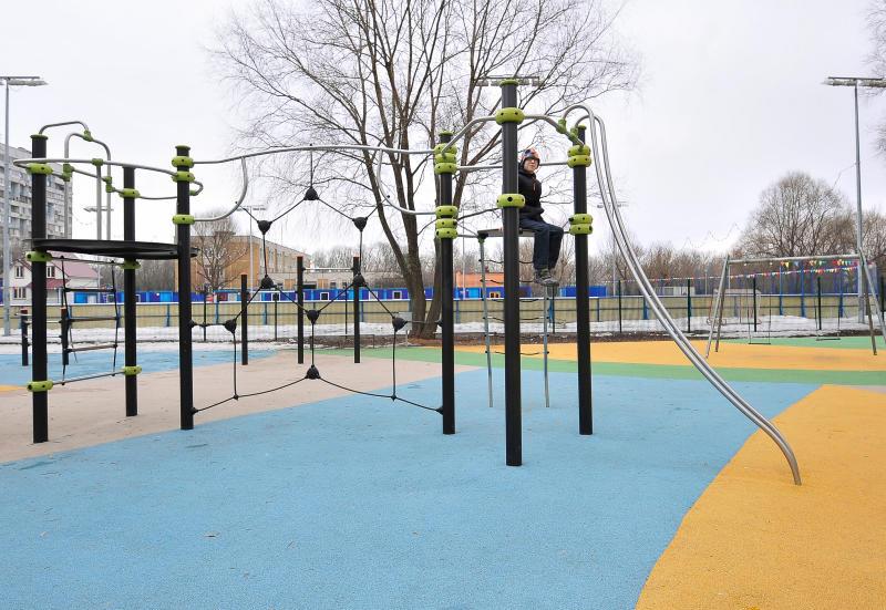 Спортивный комплекс планируется обустроить в Рогово
