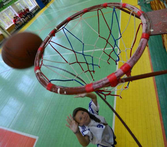 Баскетболисты сразятся на право представить Новую Москву на городских соревнованиях