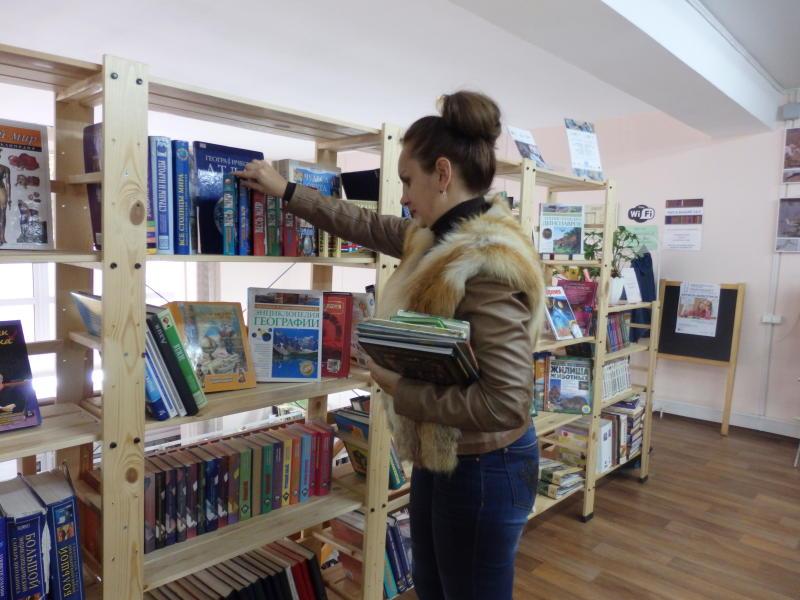 Ремонт библиотек завершится до конца 2016 года