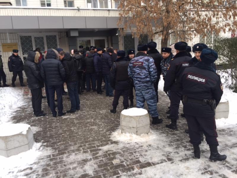 Силовики предотвратили деятельность террористической ячейки в Москве