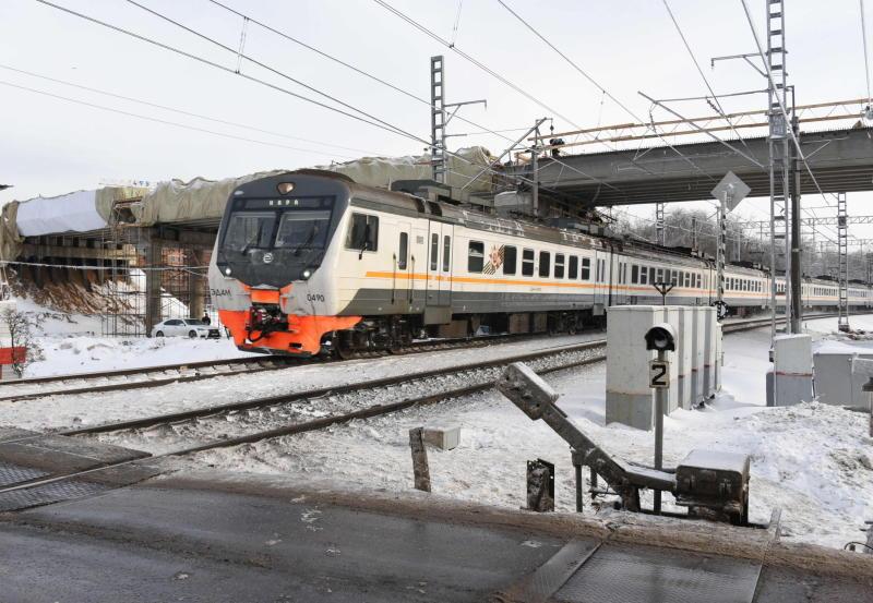 Новая станция появится в Крекшино
