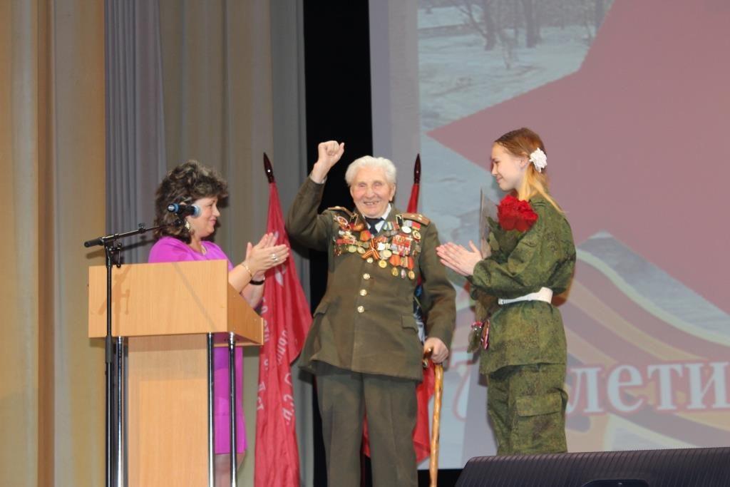 Межрайонная конференция к 75-летию Битвы под Москвой прошла в Вороновском
