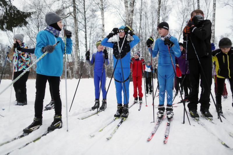 Лыжная база в парке Олимпийской деревни открылась после благоустройства