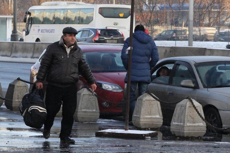 Автодорожная инспекция решила проблему с нелегальным такси