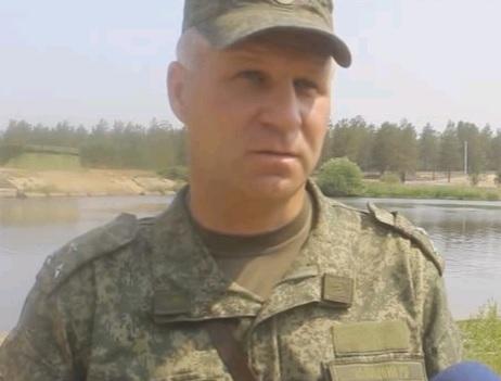 Русский полковник погиб в Сирии при артобстреле